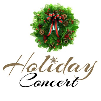 Holiday Concert Reminder from the Music Department