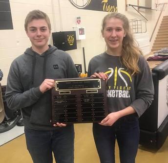 2019 Kenny Bleke Award Winners