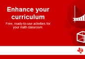 Enhance your math curriculum with free activities