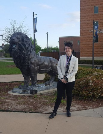 GHS Wins Big at Regional UIL and Sends Jake to State!
