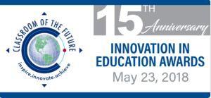 2018 Innovation in Education Awards