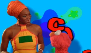 The Alphabet with Elmo