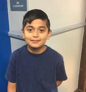Isac Morales-  MYP Year 1, 6th grade