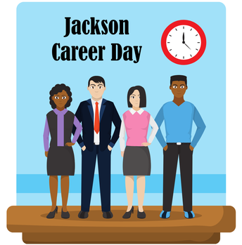 Career Day at Jackson Elementary