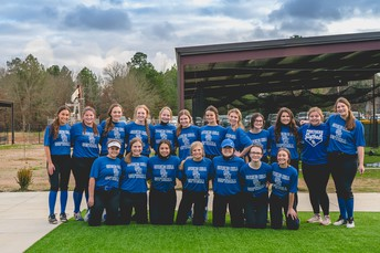 Lady Panther Softball Team