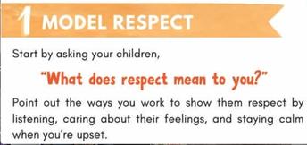 Model Respect