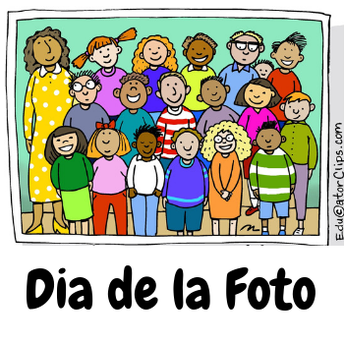Dia de la Foto de la Clase y Almuerzo con su estudiante.