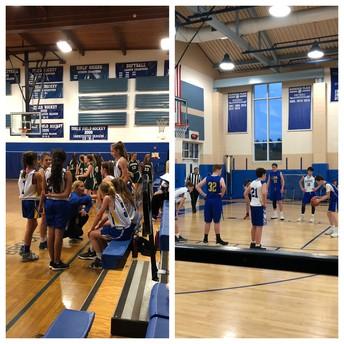 Maple Place Boys & Girls Basketball
