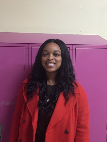 Meet Ms. Roneisha Williams, the new 6th Grade SEI Coordinator