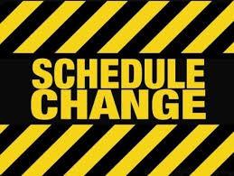New Block Schedule Begins Tomorrow (El nuevo horario de bloques comienza mañana)