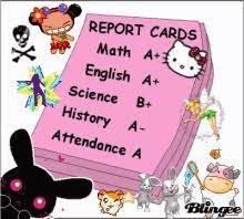 HAVE YOU MOVED RECENTLY???  FINAL REPORT CARDS WILL BE MAILED OUT.....