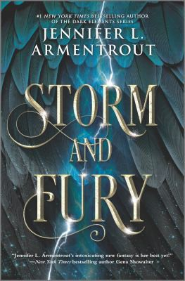 Storm and Fury by Jennifer Armentrout
