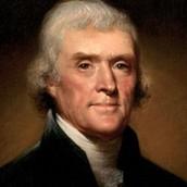 Thomas Jefferson 3rd American president