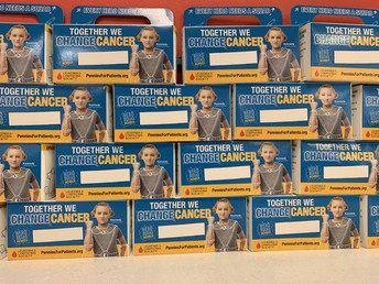 Pennies for Patients Campaign