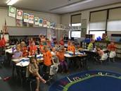 Mrs. Hurtt's classroom