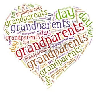 Grandparents' Day is Friday, October 12th.