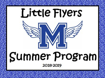 Little Flyers Summer Program!