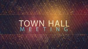 SWCC Town Hall Meeting and Volunteer Recognition