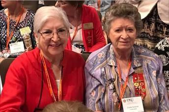 Bertha and Linda Ruth
