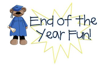 Save the Date - End of Year Special Events
