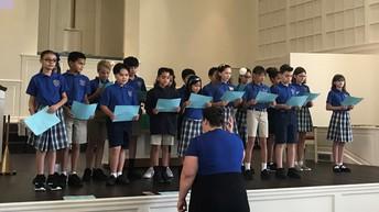 5th Grade Shining Stars