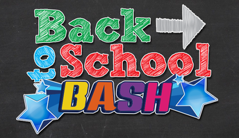 BACK TO SCHOOL BASH - Thank you!