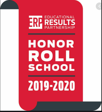 We are a Texas Honor Roll Campus