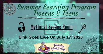7/17-Mythical Escape Room