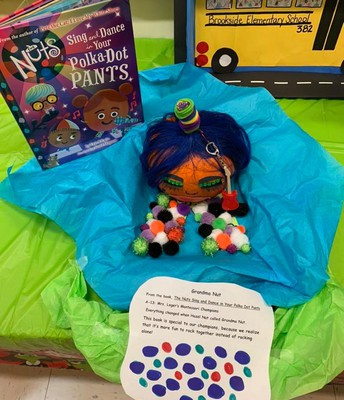 Literary Pumpkin Contest Sing and Dance in your Polka Dot Pants!