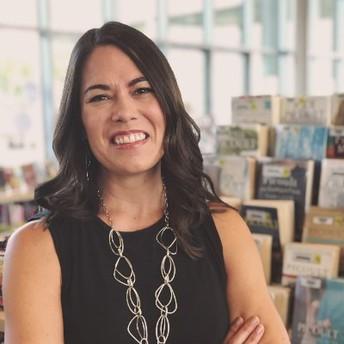 Ms. Jennifer McKenzie, Siuslaw School District Teacher Librarian