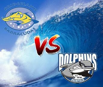 Bridgeland Barracudas vs. Deerfield Dolphins
