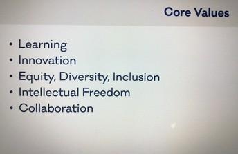 AASL Core Values