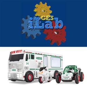 Cheltenham Elementary iLab Earns Hess Toy Truck STEM Kits