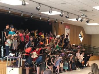 4th Grade Spring Concert
