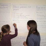 Students at Quest Montessori Teach a Kingian Lesson
