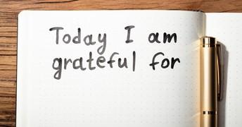Activity - Gratitude Journal