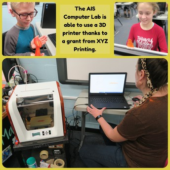 3D Printer Awarded: