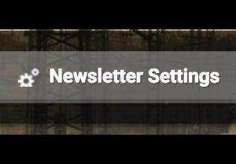 """1. Click """"Newsletter Settings"""""""