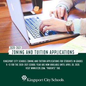 Zoning and Tuition Reminder: Deadline Coming Soon!