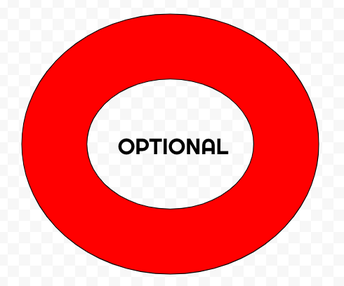 Students with an OPTIONAL