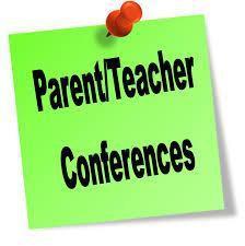 Thursday, October 24, 2019 Early Dismissal/Parent Teacher Conferences