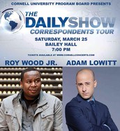 The Daily Show Correspondents Tour featuring Roy Wood Jr. and Adam Lowitt