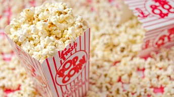 Popcorn Sale for Junior High Student Council