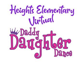 Virtual Daddy/Daughter Dance