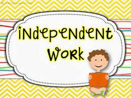 Grade TK-2 Independent (Asynchronous) Work Day (March 26)