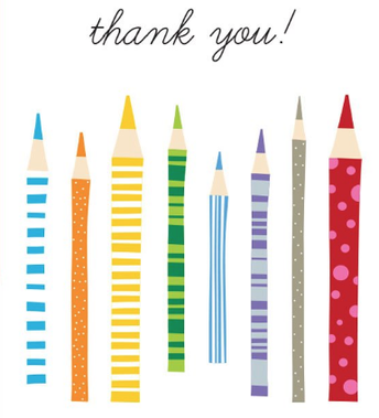 Thank You for Your Support at Back to School Nights!