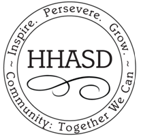Follow/Friend/Find HHASD: