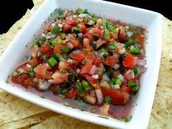 October 13 afternoon: Salsa Tasting contest for Hispanic History Celebration Month