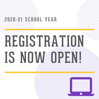 School Registration Reminder