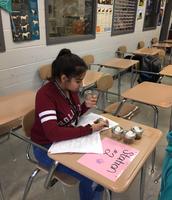 SCHS FFA Student Emily Romero